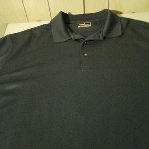 Men  button pullover  shirt 3x - casual/dress