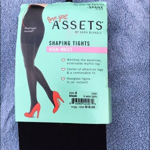 ASSETS by Sara Blakely Accessories - ‼️FINAL PRICE‼️🆕Assets high tight