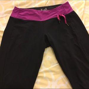 Kyodan Pants - Yoga Capri Leggings