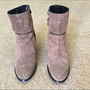 Rag & Bone 'Grayson' suede ankle boots size 37