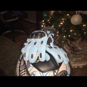 Icon Motorsport gloves size S