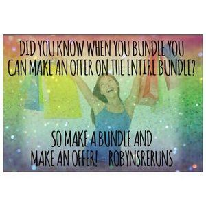 Other - Make A Bundle....Make an Offer