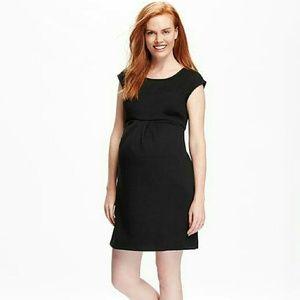 c1927ded5b4b8 Old Navy Dresses | Nwt Maternity Ponteknit Dress | Poshmark