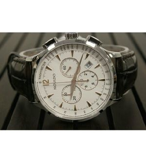 Movado Other - NWT Movado $1,300 chronograph watch