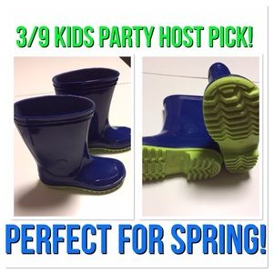 Other - SPRING IS COMING!  Great condition puddle boots