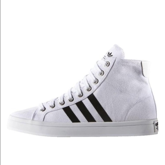 best authentic 9949b 87281 Adidas Court Vantage High Tops