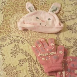 Sanrio Other - ⚠Discount Sanrio Hello Kitty Gloves & Hat
