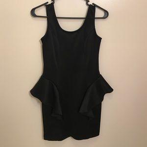 Snap Dresses & Skirts - Black Snap Dress