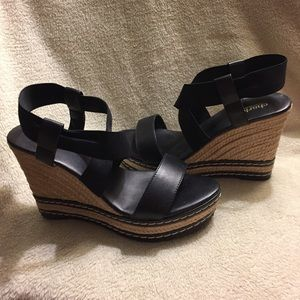 Charles by Charles David Wedge Sandals