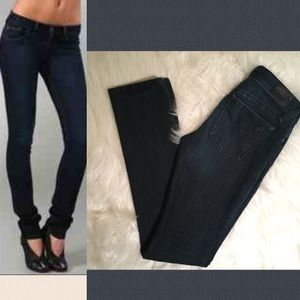 DL1961 Denim - DL1961 Kate Slim Straight Jeans Dark 25 x 33