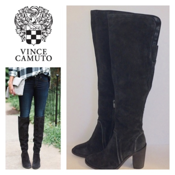 b6f6f46d14f Vince Camuto  Melaya  Over the Knee Boot. M 588a17c74e8d17304f02fbe2