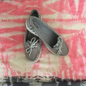 Sperry Top Sider Shoes! Size 8.5