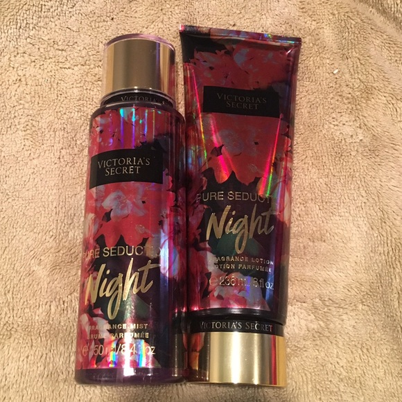be68f2fa602 Victoria's Secret Accessories | Victorias Secret Pure Seduction ...