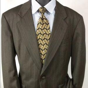 Hart Schaffner Marx Other - Hart Schaffner Marx Brown 40S Jacket / Free Tie