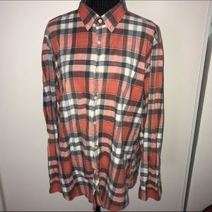 J. Crew Other - XL men's tailored by jcrew button up shirt