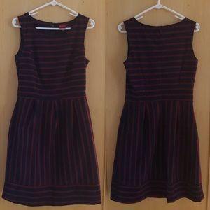 Striped Work Dress, by Merona