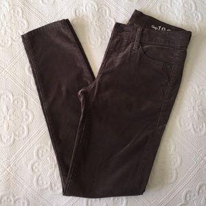 GAP Legging Jean / Corduroy Pants