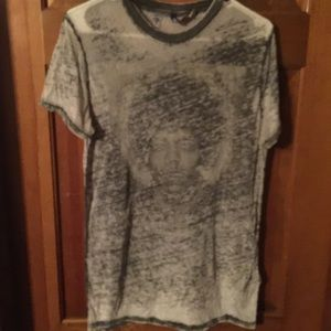 Grey shirt size S