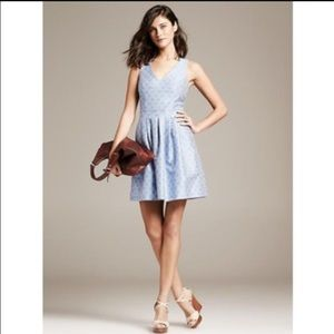 Banana Republic Dresses & Skirts - Banana Republic Fit & Flare Dress