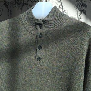 Peter Millar Other - Peter Millar handsome Olive color/ long sleeve