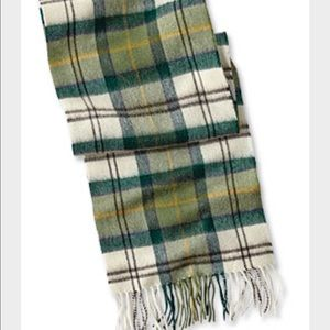 Barbour Other - Barbour Tartan Scarf NWT