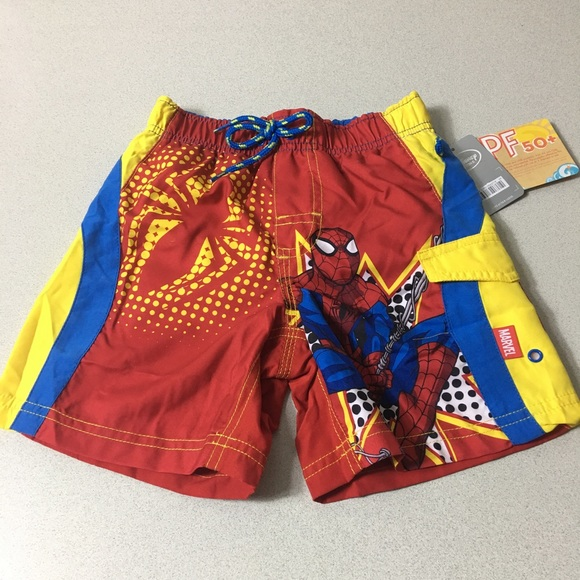 dc81509e58 Disney Swim | Nwt Spider Man Trunk For Boys | Poshmark