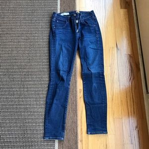Anthropologie Pilcro Superscript Jeans Sz. 27
