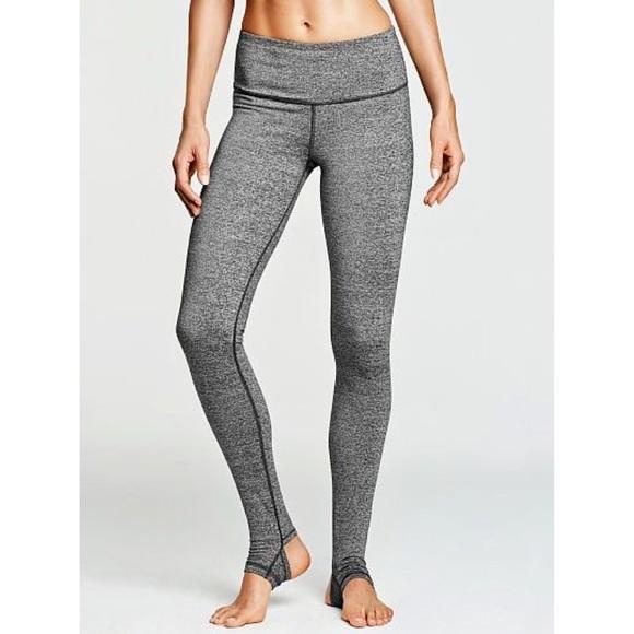 4b65aa25a94f77 Victoria's Secret Pants | Vsx Sport The Knockout Stirrup Tights ...