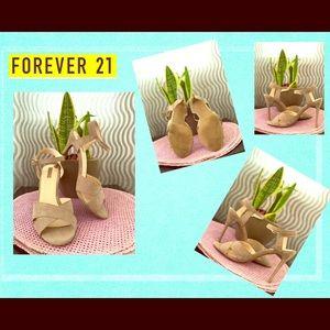 Forever 22 heels