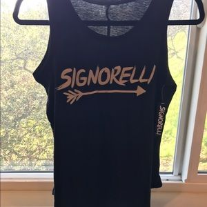 Signorelli Tops - Signorelli Tank Top by Ashley Tisdale