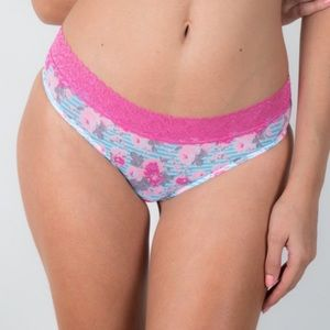Bloomingdale's Other - ❗️1 LEFT Bloomingdale's Columbian Thong Panty NWT