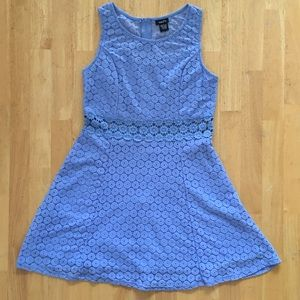 Rue21 Dresses & Skirts - Rue 21 Lace Fit & Flare Sleeveless Dress
