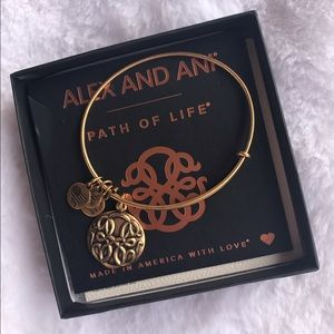 Alex & Ani Jewelry - Path of Life Alex & Ani Bangle