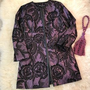 Pamela McCoy Kimono Style Jacket