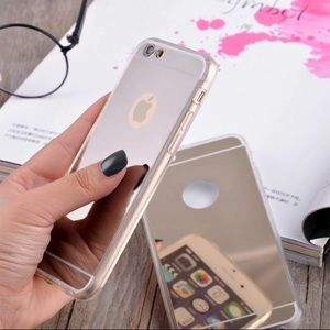 Accessories - ✨Gold Mirror IPhone 7 7 Plus Case ✨