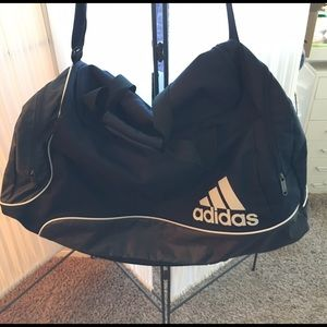 Adidas big sports weekender travel bag