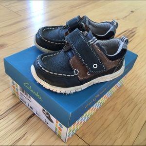 Clarks Shoes | Deck Flex Boys Boat Size