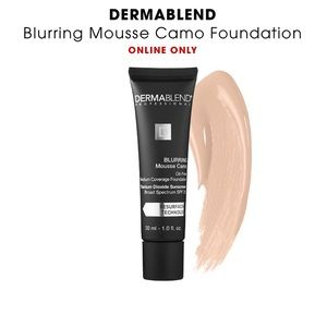 Dermablend blurring mousse camo foundation -flawn