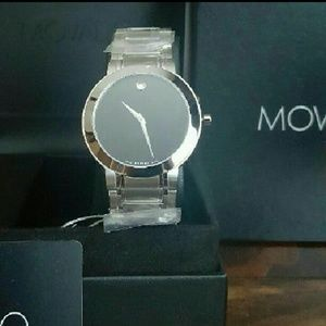 Movado Other - BIG SALE,Movado $1,000 stainless watch(FIRM PRICE)