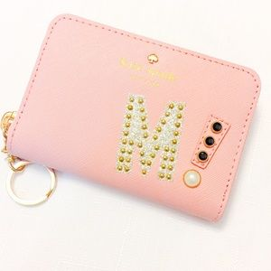 kate spade Handbags - New Kate Spade Hartley Lane Cassidy Letter Wallet!