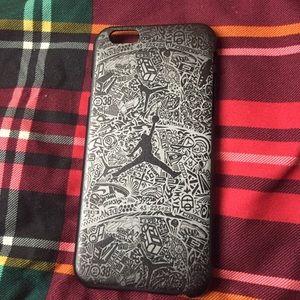 Jordan Other - Brand new air jordan case for iPhone 6/6s