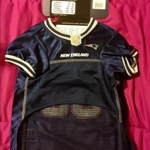 93210146e Pets First Other - New England Patriots NFL Dog Pet Jersey