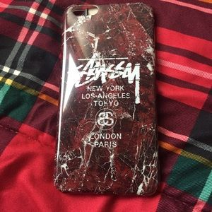 stussy  Other - Brand new stussy case for iPhone 6/6s, 6+ & 7+