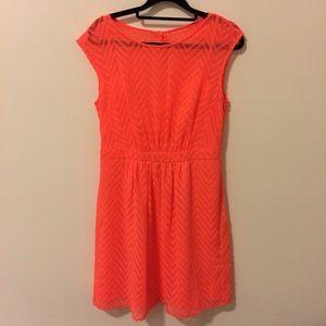 J. Crew Dresses & Skirts - NWT J. Crew Neon Textured Sleeveless Dress