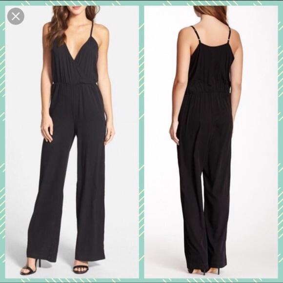 2e8fe360 Black Jumpsuit by RD Style. M_588a6de3291a351e49042046