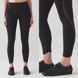 lululemon athletica Pants - Lululemon High Waist Pants Size 4