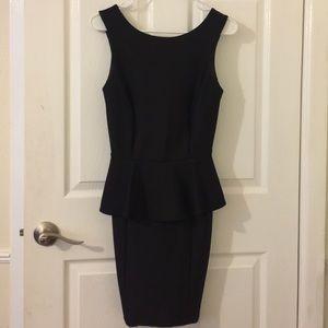 Topshop Dresses - Topshop peplum dress