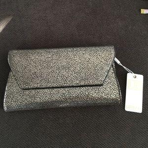 Urban Expressions Handbags - Metallic gold purse by Urban Expressions