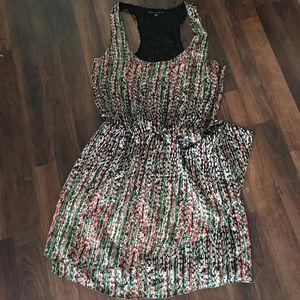 Pure sugar Sleeveless Mini Dress