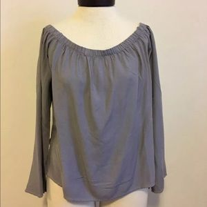 NWT Cloth and Stone Anthro Off The Shoulder Small